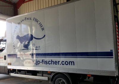 Décor utilitaire entreprise Jean-Paul FISCHER